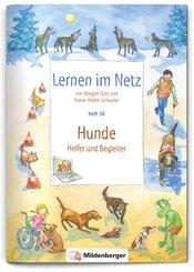 Lernen im Netz: Hunde - Helfer und Begleiter; .38