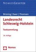 Landesrecht Schleswig-Holstein