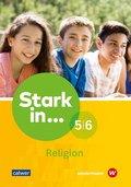 Stark in ... Religion: 5./6. Schuljahr, Lern- und Arbeitsheft