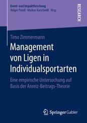 Management von Ligen in Individualsportarten