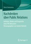 Nachdenken über Public Relations