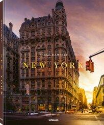 New York - Bildband