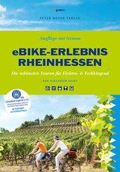 Ausflüge mit Genuss: eBike-Erlebnis Rheinhessen