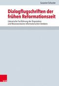 Dialogflugschriften der frühen Reformationszeit