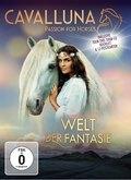 Cavalluna Passion for Horses - Welt der Fantasie, 1 DVD + 1 Audio-CD