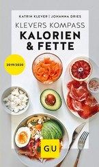 Klevers Kompass Kalorien & Fette 2019/20