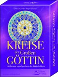 Kreise der Großen Göttin, 44 Karten mit Begleitbuch