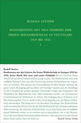 Konferenzen mit den Lehrern der Freien Waldorfschule 1919 bis 1924, 3 Teile