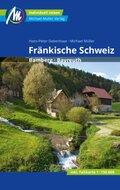 Fränkische Schweiz Reiseführer Michael Müller Verlag, m. 1 Karte