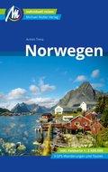 Norwegen Reiseführer Michael Müller Verlag, m. 1 Karte