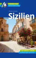 Sizilien Reiseführer Michael Müller Verlag, m. 1 Karte