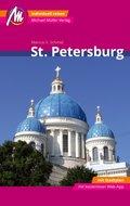 St. Petersburg MM-City Reiseführer Michael Müller Verlag, m. 1 Karte