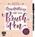 Handlettering mit dem Brush Pen: Grundlagen, Alphabete & Projekte