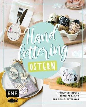 Handlettering Ostern