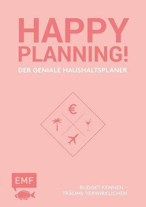 Happy Planning! Der geniale Haushaltsplaner