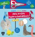 Mein erstes Papierschneidebuch - Im Zoo, m. Kinderschere