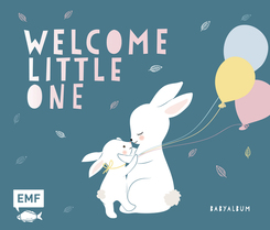 Welcome Little One - Babyalbum