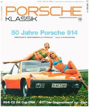 Porsche Klassik: 50 Jahre Porsche 914; 15 (01/2019)