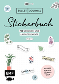 Bullet Journal - Stickerbuch - Bd.2