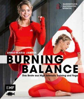 Burning Balance - Das Beste aus High Intensity Training HIT und Yoga