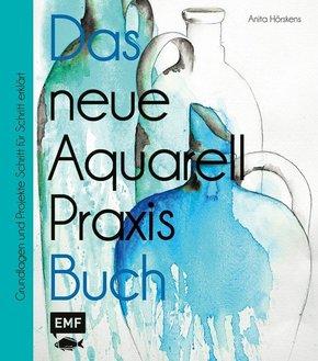 Das neue Aquarell-Praxis-Buch
