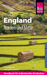 Reise Know-How Reiseführer England - Norden und Mitte