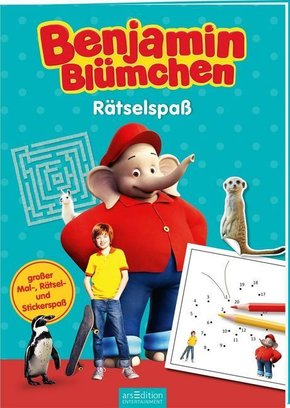 Benjamin Blümchen - Rätselspaß