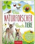 Das Naturforscher-Buch Tiere