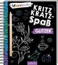 Kritzkratz-Spaß Glitzer, m. Stift