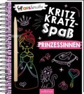 Kritzkratz-Spaß Prinzessinnen, m. Stift