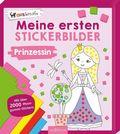 Meine ersten Stickerbilder Prinzessin