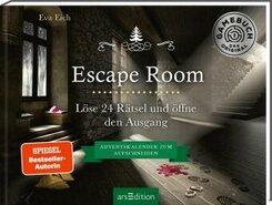 Escape Room. Der erste Escape-Adventskalender