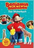 Benjamin Blümchen - Das Stickerbuch