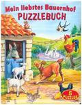 Mein liebstes Bauernhof Puzzlebuch