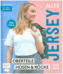 Alles Jersey - Basics nähen; Buch XXVIII