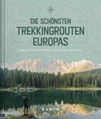 Die schönsten Trekkingrouten Europas