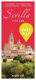EASY MAP Sevilla