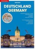 Reiseatlas Deutschland 2020/2021