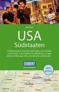 DuMont Reise-Handbuch Reiseführer USA, Die Südstaaten