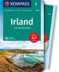 KOMPASS Wanderführer Irland mit Nordirland, m. 1 Karte