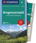 KOMPASS Wanderführer Bregenzerwald und Großes Walsertal, m. 1 Karte