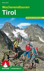 Rother Wanderbuch Wochenendtouren Tirol