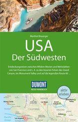 DuMont Reise-Handbuch Reiseführer USA, Der Südwesten