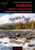 Kanada - Rocky Mountains