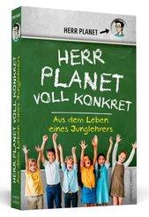 Herr Planet voll konkret
