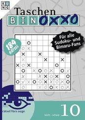 Binoxxo-Rätsel - .10