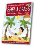 """Mein kunterbuntes Buch! """"Spiel & Spass"""" - Nr.1"""