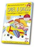 """Mein kunterbuntes Buch! """"Spiel & Spass"""" - Bd.2"""