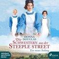 Die Schwestern aus der Steeple Street - Ein neuer Anfang, 2 MP3-CDs