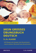 Mein großes Übungsbuch Deutsch. 5./6. Klasse